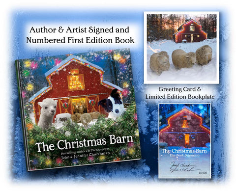 New! The Christmas Barn