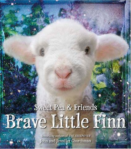 Sweet Pea & Friends Brave Little Finn