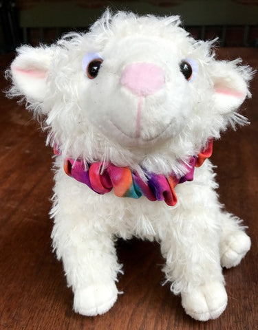 Limited Keepsake Edition Sweet Pea Plush Doll
