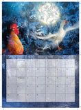 2-PACK Special 2018 Calendar & Greeting Cards