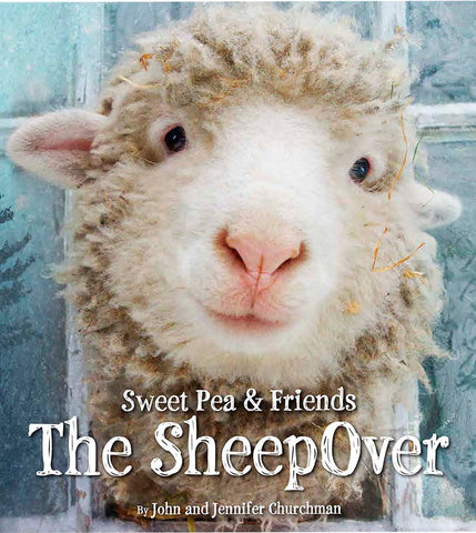 Sweet Pea & Friends The SheepOver