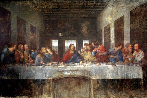 AP105 Da Vinci - Last Supper, 24 x 36