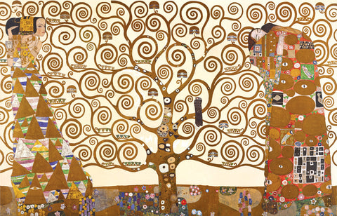 AP605 Klimt - The Tree of Life, 24 x 36