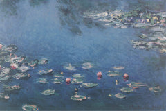 AP623 Monet - Waterlilies, 24 x 36