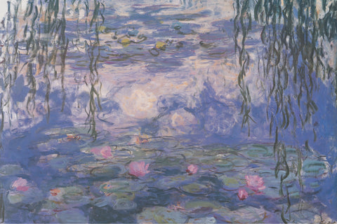 AP646 Monet - Nympheas, 24 x 36
