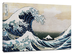 CNV206 - Hokusai - The Great Wave, 24 x 36