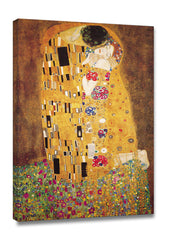 CNV211 - Klimt - The Kiss, 24 x 36