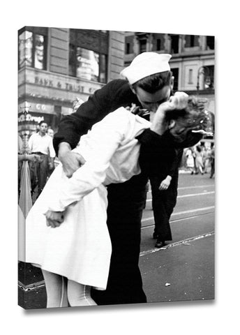 CNV224 - Kissing the War Goodbye, 24 x 36