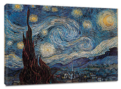 CNV230 - Van Gogh - Starry Night, 24 x 36