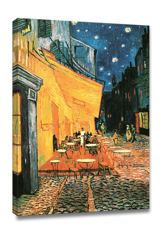 CNV231 - Van Gogh - Cafe Terrace, 24 x 36