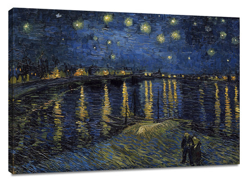 CNV232 - Van Gogh - Starlight Over Rhone, 24 x 36