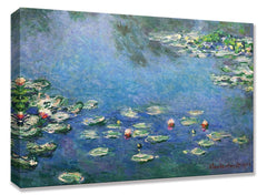 CNV237 Monet Waterlilies 24x36