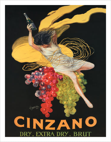 PC903 - Cappiello - Cinzano, 1920, 11 x 14