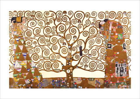 PK857 - Klimt - The Tree of Life, 11 x 14