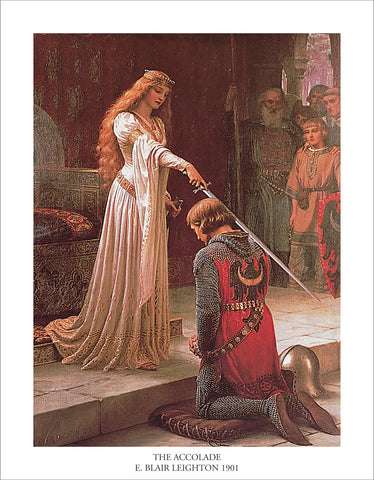 PL237 - Leighton - The Accolade, 11 x 14