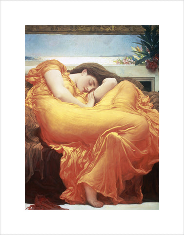 PL412 - Leighton - Flaming June, 11 x 14