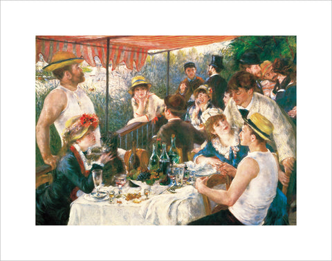 PR879 - Renoir, Luncheon of the Boating Party, 11 x 14
