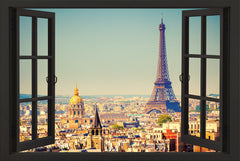 NY891 Paris Window Suggested size 24x36