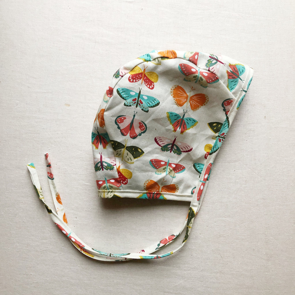 SALE Butterfly Bonnet