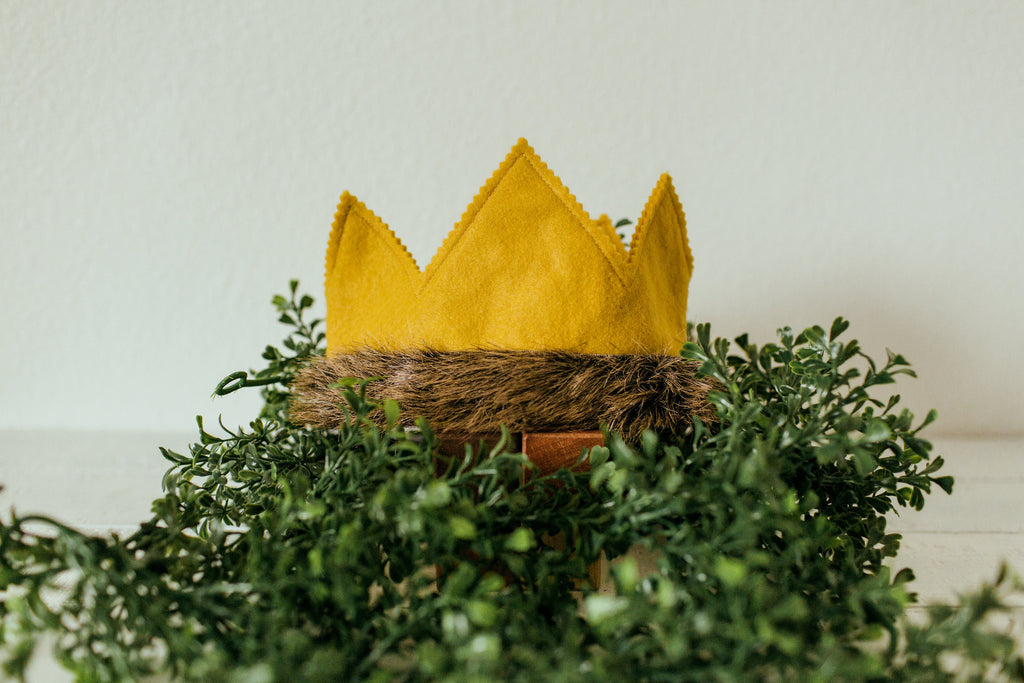 Wild Things Crown