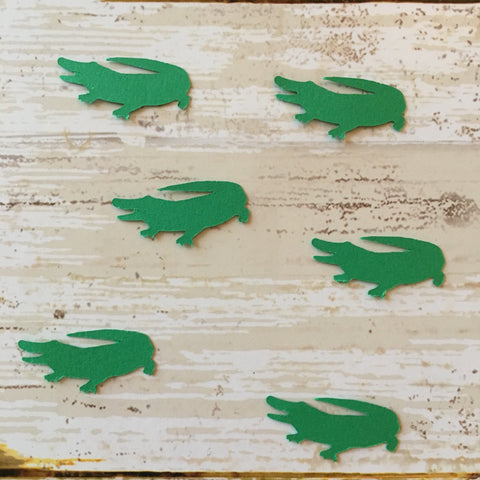 Alligator Confetti