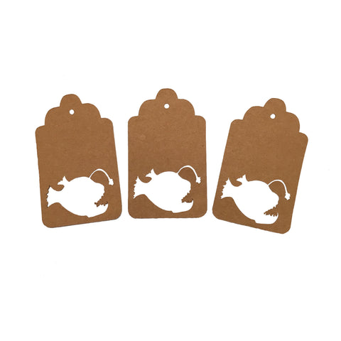 Angler Fish Tags