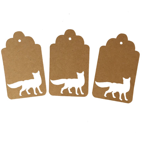 Arctic Fox Tags