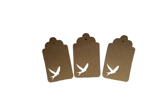 Barn Swallow Tags