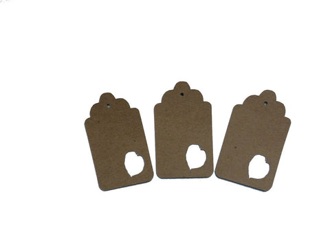 Basswood Leaf Tags