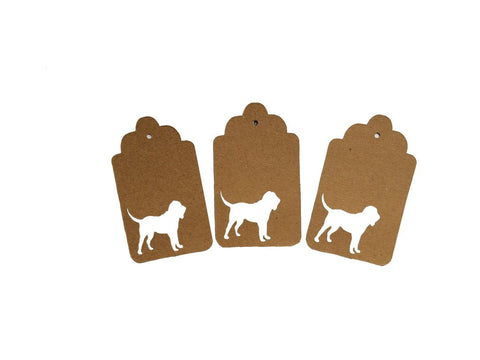 Bloodhound Tags