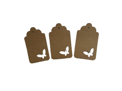 Butterfly 4 Tags