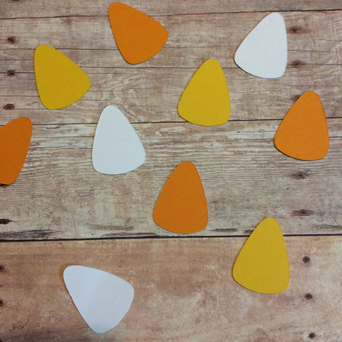 Candy Corn, Confetti, Cut Out, NatureCuts