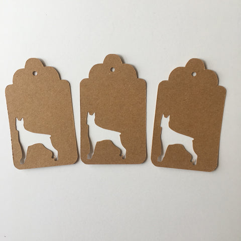 Doberman Tags