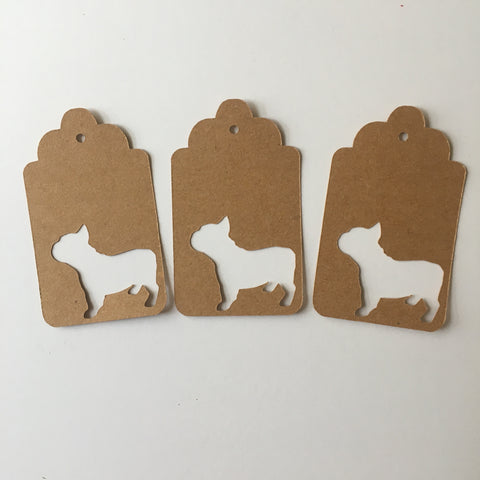 French Bulldog Tags