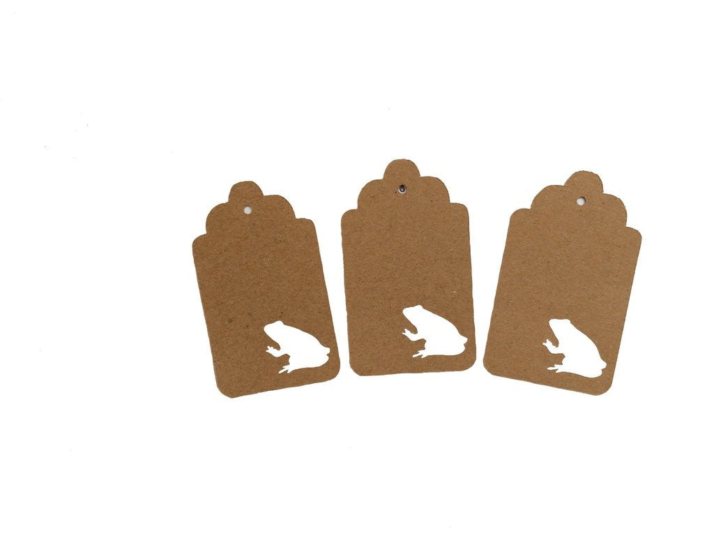 Frog, Reptile, Animal, Tag, Gift Tag, NatureCuts