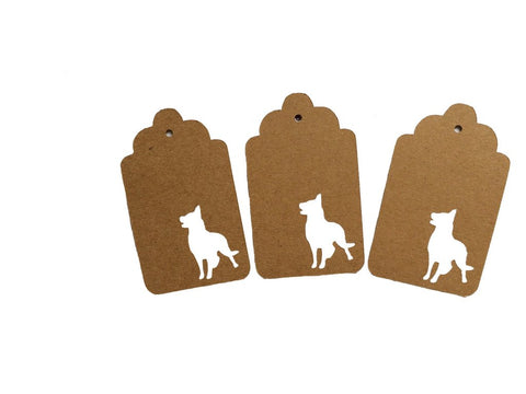 German Shepherd Tags