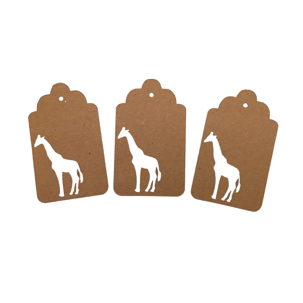 Giraffe, Animal, Gift Tags, Tags, NatureCuts