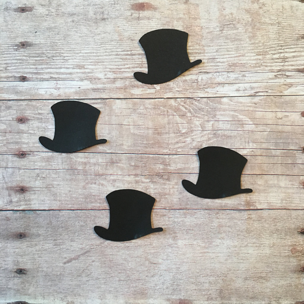 Top Hat 2 Confetti