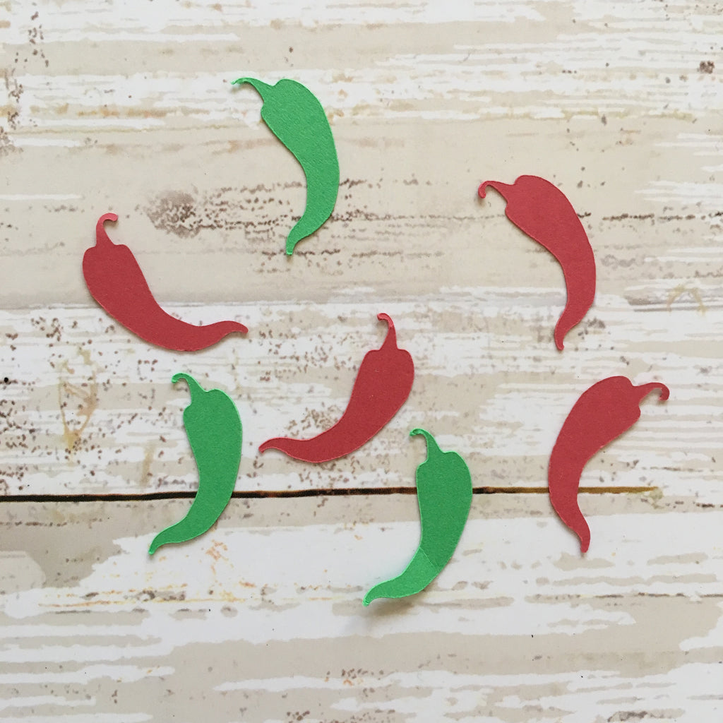Hot Pepper Confetti