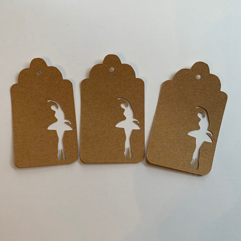 Ballet Dancer Tags