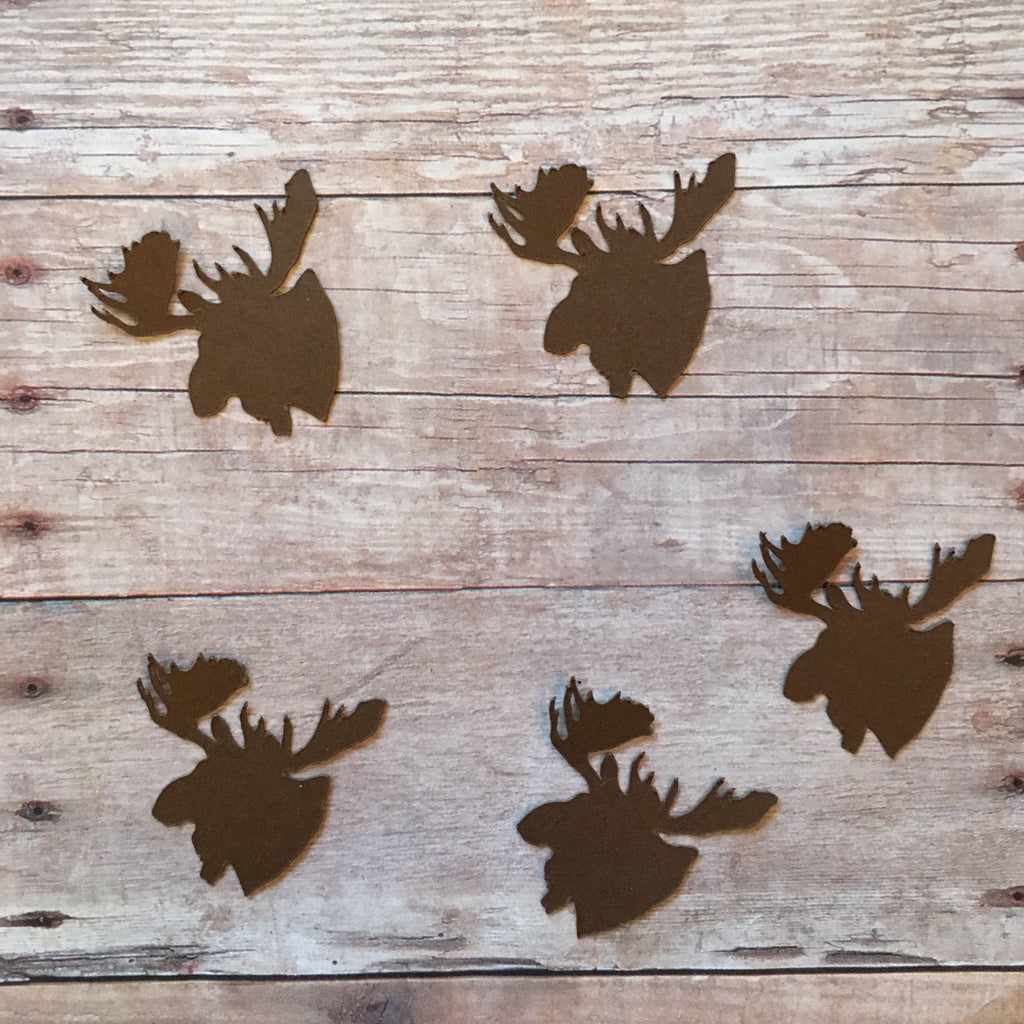 Moose Head Confetti