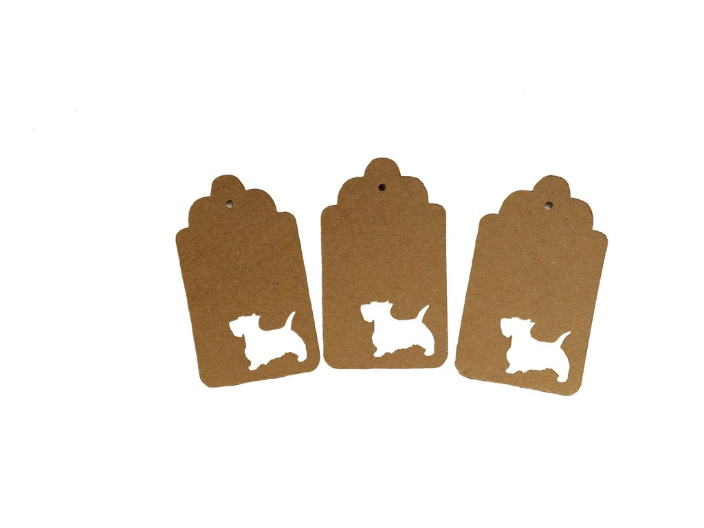Scottish Terrier Tags