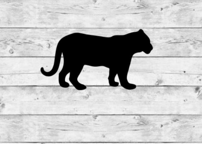 Puma Panther Vinyl Stickers