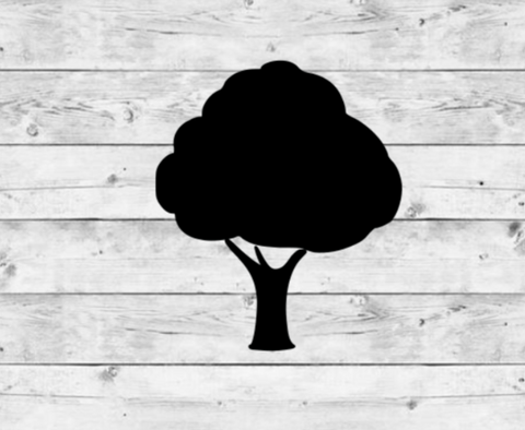 Tree 6 Vinyl Stickers
