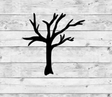 Tree 7 Vinyl Stickers