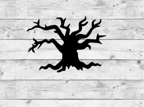 Tree 8 Vinyl Stickers