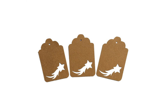 Shooting Star Tags