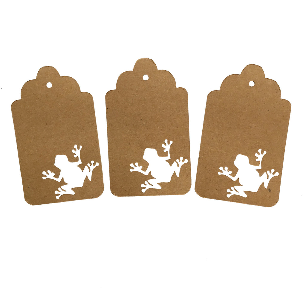 Tree Frog Tags