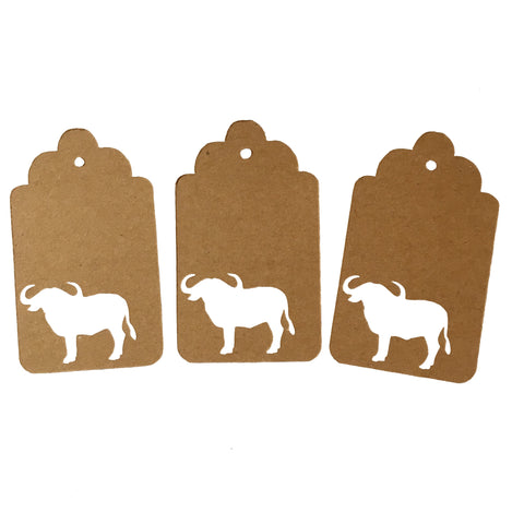 Water Buffalo Tags