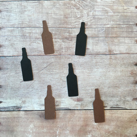 Whisky Bottle Confetti